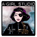 A-Girl Studio Logo